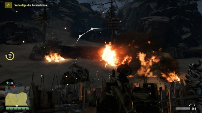 Far Cry 4 - Yetis©Ubisoft