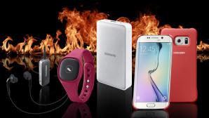 Zubehör für Samsung Galaxy S6 und S6 Edge©Kesu - Fotolia.com, Samsung