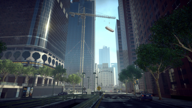 Downtown ©Electronic Arts