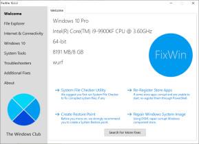 FixWin (Windows 10)