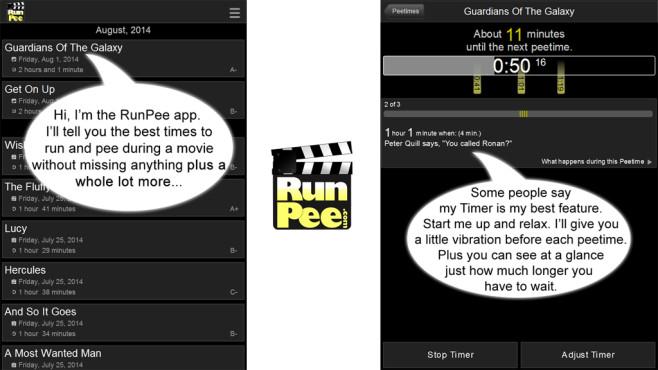 RunPee.com ©polyGeek