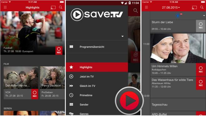 Save.TV ©Save.TV