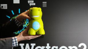 IBM Watson Dino©dpa-Bildfunk