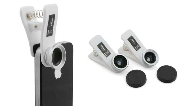 System-S Clip-on-Kamera-Set ©System-S