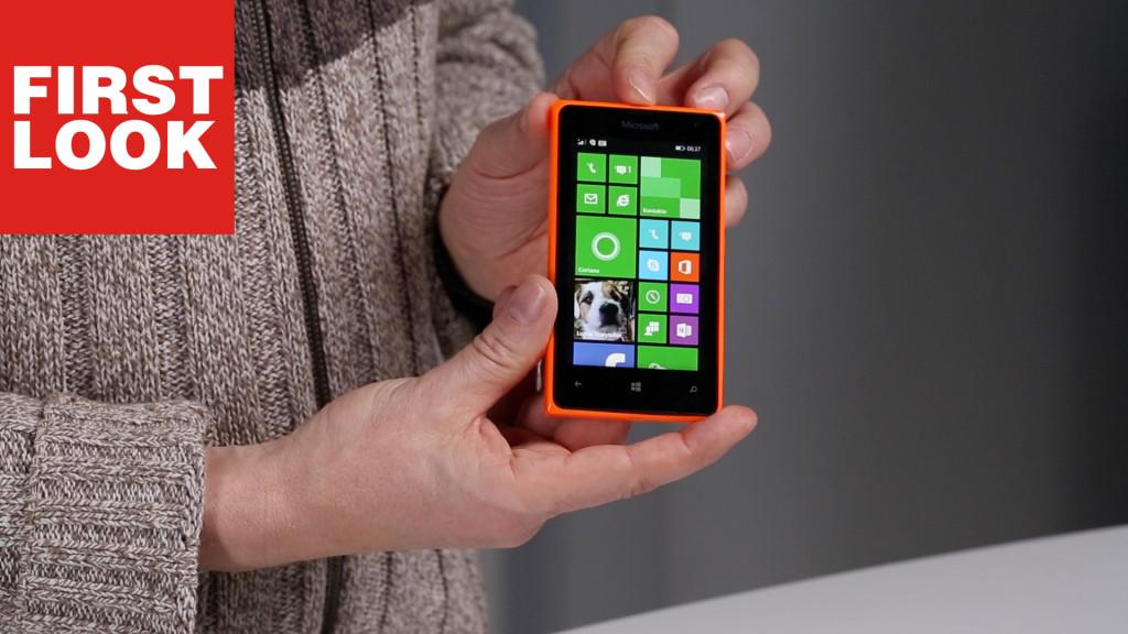 neues einsteiger smartphone microsoft lumia 532. Black Bedroom Furniture Sets. Home Design Ideas