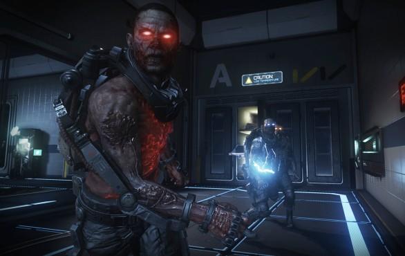Call of Duty – Advanced Warfare: DLC©Activision