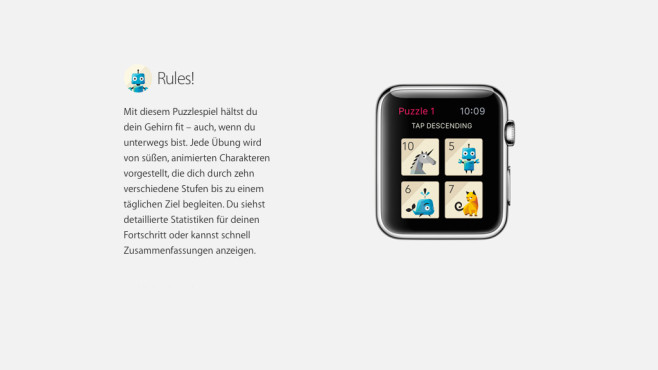 Rules! © Apple