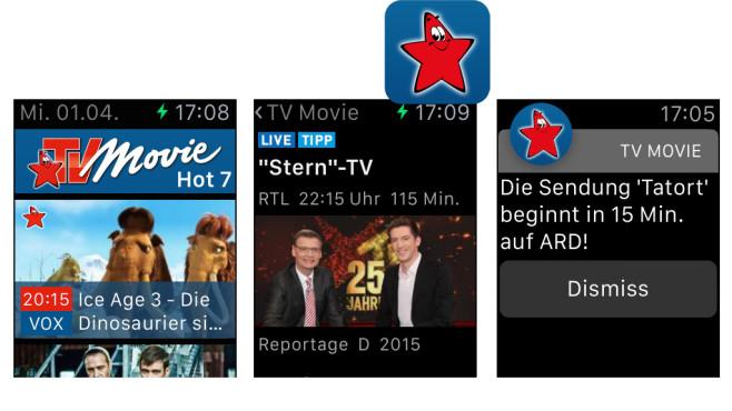 TV Movie ©Bauer Vertriebs KG