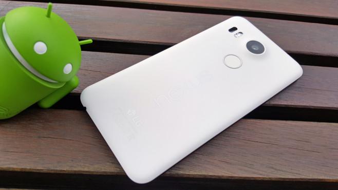 Nexus 5X©COMPUTER BILD