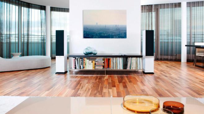 WLAN-Lautsprecher-Tipps: Position©Raumfeld