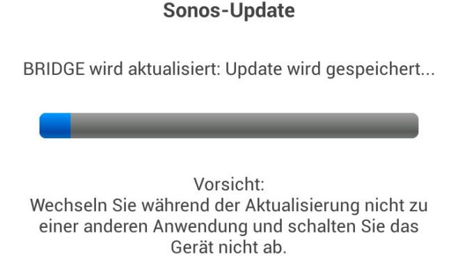 WLAN-Lautsprecher-Tipps: Updates©Sonos