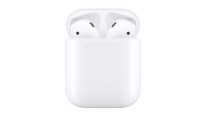 Apple AirPods mit Ladecase (2. Generation) © Amazon
