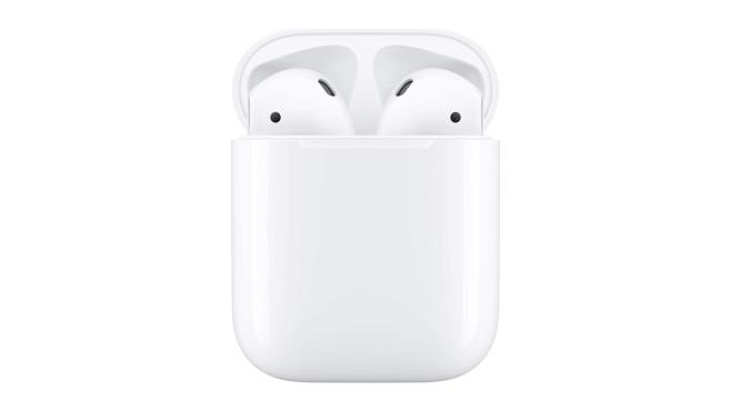 Apple AirPods mit Ladecase (2. Generation)©Amazon