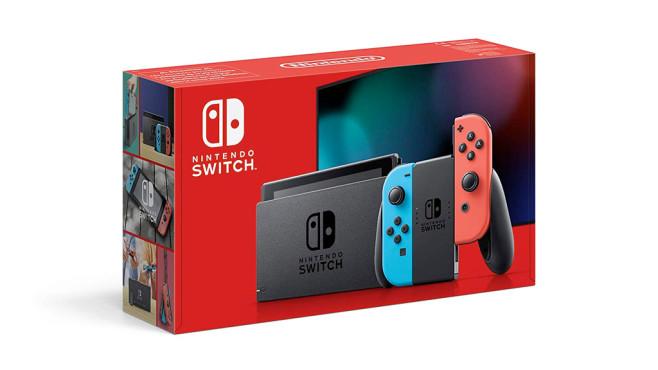 Nintendo Switch©Amazon