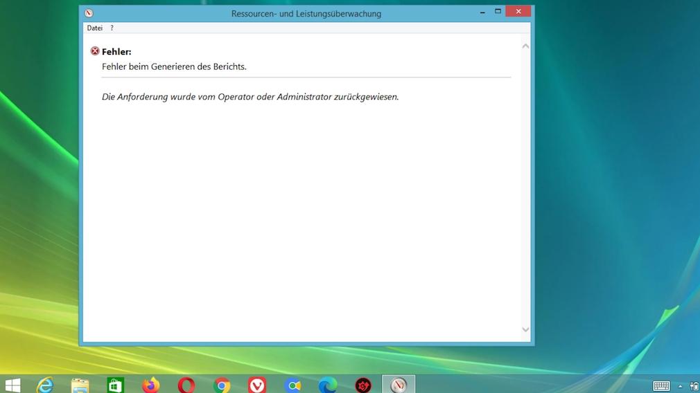 Windows 7/8/10: Systemintegrität prüfen per Systemintegritätsbericht Die hier gezeigte Fehlermeldung brachten wir mit einem Update über Driver Booster Free zum Verschwinden. Er aktualisiert zwei Steuerungsprogramme in einem Rutsch; nach einem Reboot war perfmon voll funktionsfähig.