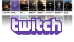 Twitch TV: Logo © Twitch TV