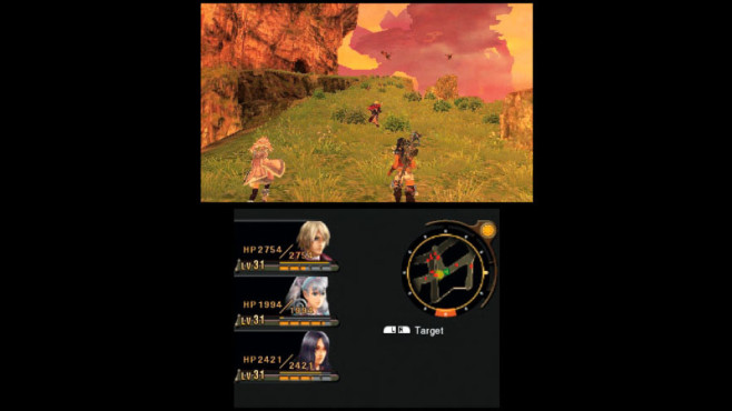 Xenoblade Chronicles 3D © Square Enix