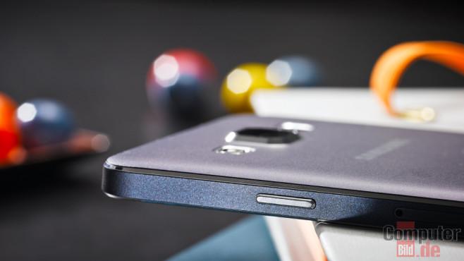 Samsung Galaxy A3©COMPUTER BILD