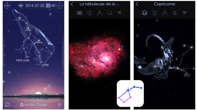 Star Walk 2 © Vito Technology