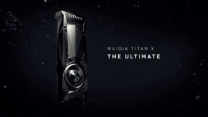 Nvidia Geforce GTX Titan X©Nvidia