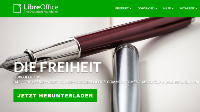 LibreOffice©de.libreoffice.org