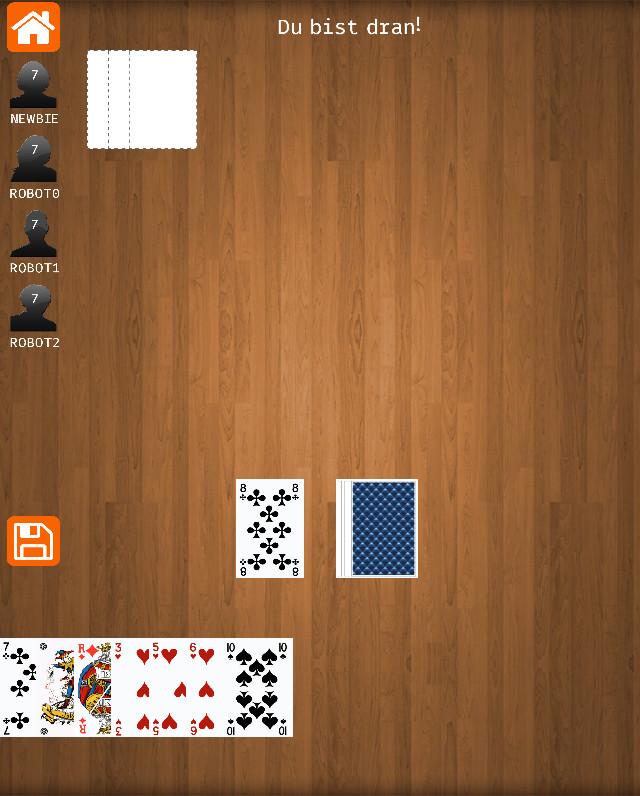 Screenshot 1 - NetRummy