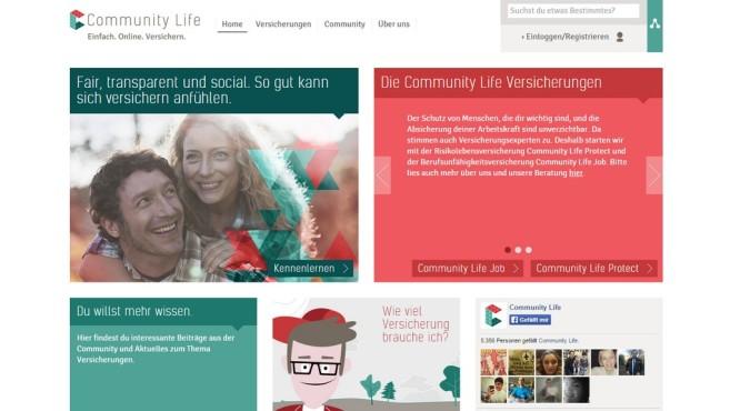 Community Life Startseite©COMPUTER BILD