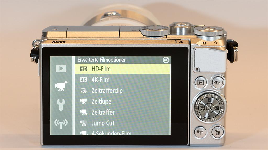 Nikon 1 J5: Test der Mini-Systemkamera - AUDIO VIDEO FOTO BILD