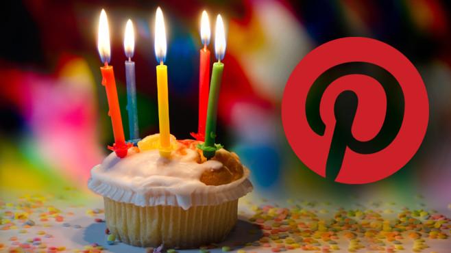 Zum fünften Geburtstag präsentiert Pinterest neue Zahlen©womue - Fotolia.com