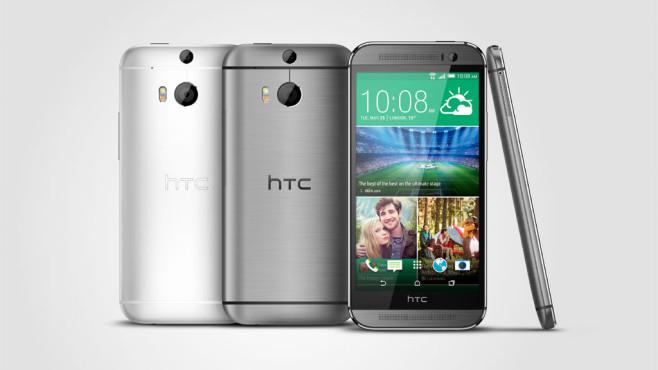 Smartphone HTC One M8s©HTC