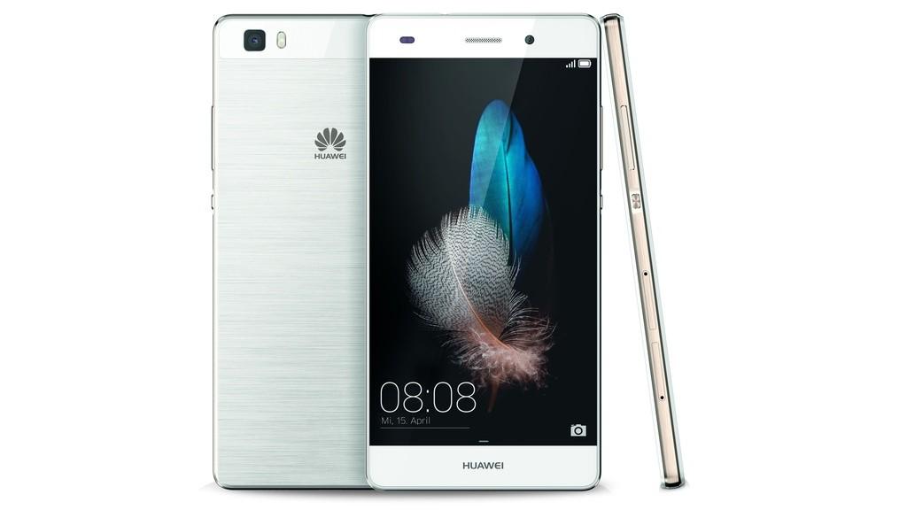 Huawei P8 Lite Test Computer Bild
