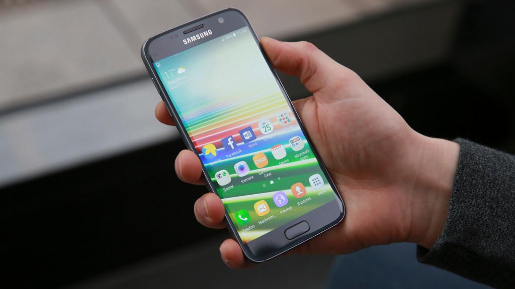 Samsung galaxy s7: test des smartphones computer bild