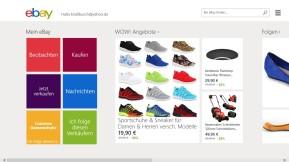 eBay (App für Windows 10 & 8)