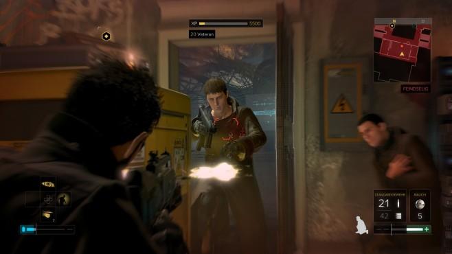 Deus Ex – Mankind Divided©Square Enix
