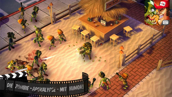 Zombiewood – Zombies in L.A! ©Gameloft