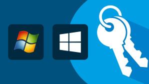 Windows 7/8/10: Lizenzschlüssel auslesen ohne Zusatzsoftware©Microsoft, iStock.com/JakeOlimb