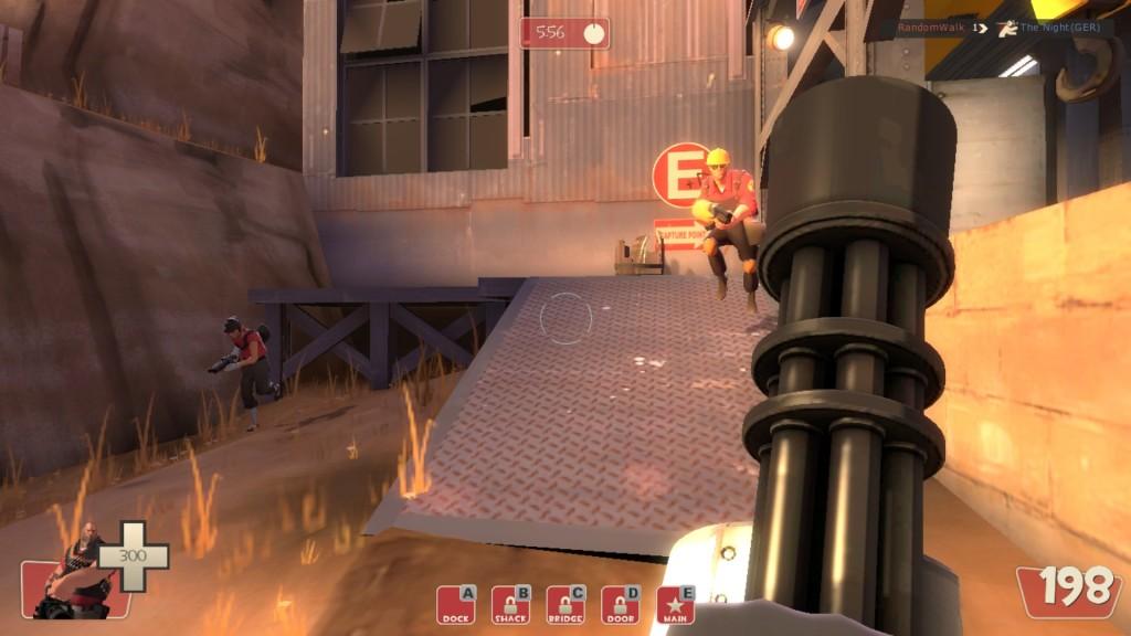 Screenshot 1 - Team Fortress 2 (Mac)