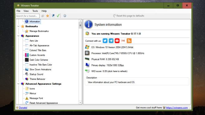 Windows-10-Systemsteuerung im Funktions-Zerfall: Sie kann immer weniger Tools wie Winaero Tweaker, WSCC oder der GodMode sind mögliche Systemsteuerungs-Alternativen.©COMPUTER BILD