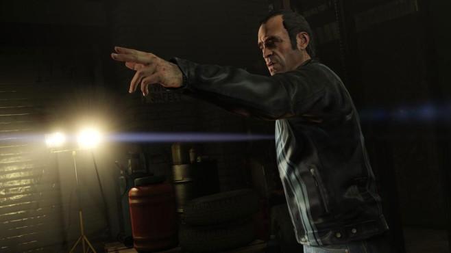 GTA 5: Trevor©Rockstar Games