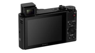 Sony DSC-HX90 mit Auszieh-Sucher©Sony