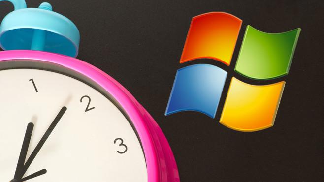 Windows-Uhr: Sekunden anzeigen©iStock.com/Stadtratte , Microsoft