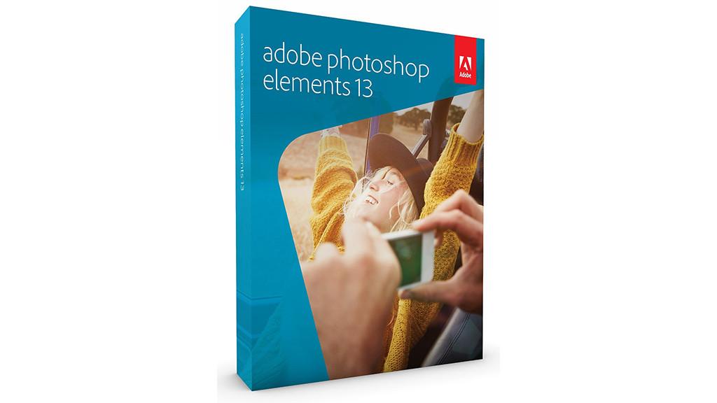 Photoshop Elements 13 Box©Adobe