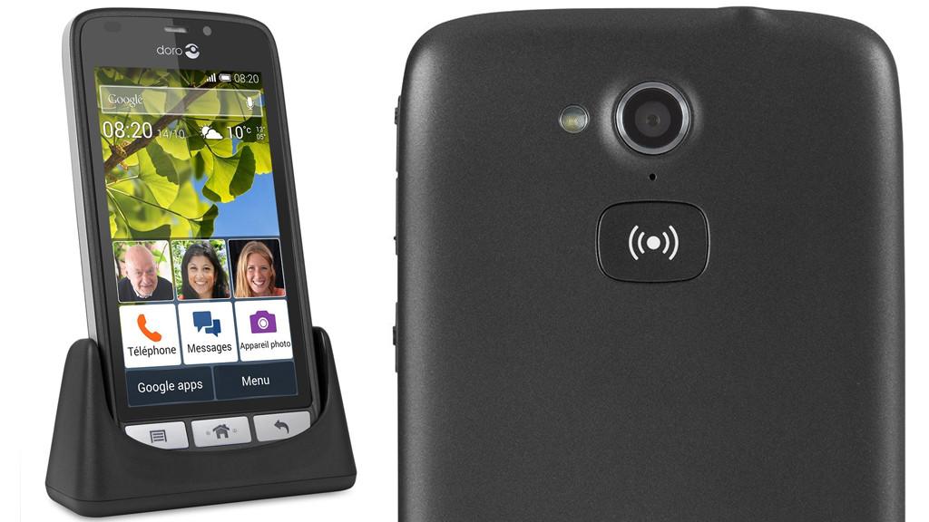 Senioren-Smartphones in der Übersicht - Bilder, Screenshots