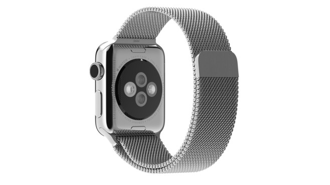 Apple Milanaise-Armband ©Apple