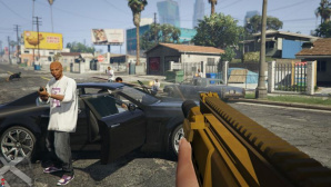 GTA 5: Mods © Rockstar Games