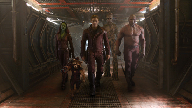 Guardians of the Galaxy © Marvel 2014