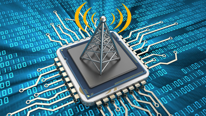 COMPUTER BILD-WLAN-Booster © Fotolia--Maxim_Kazmin-communication chip