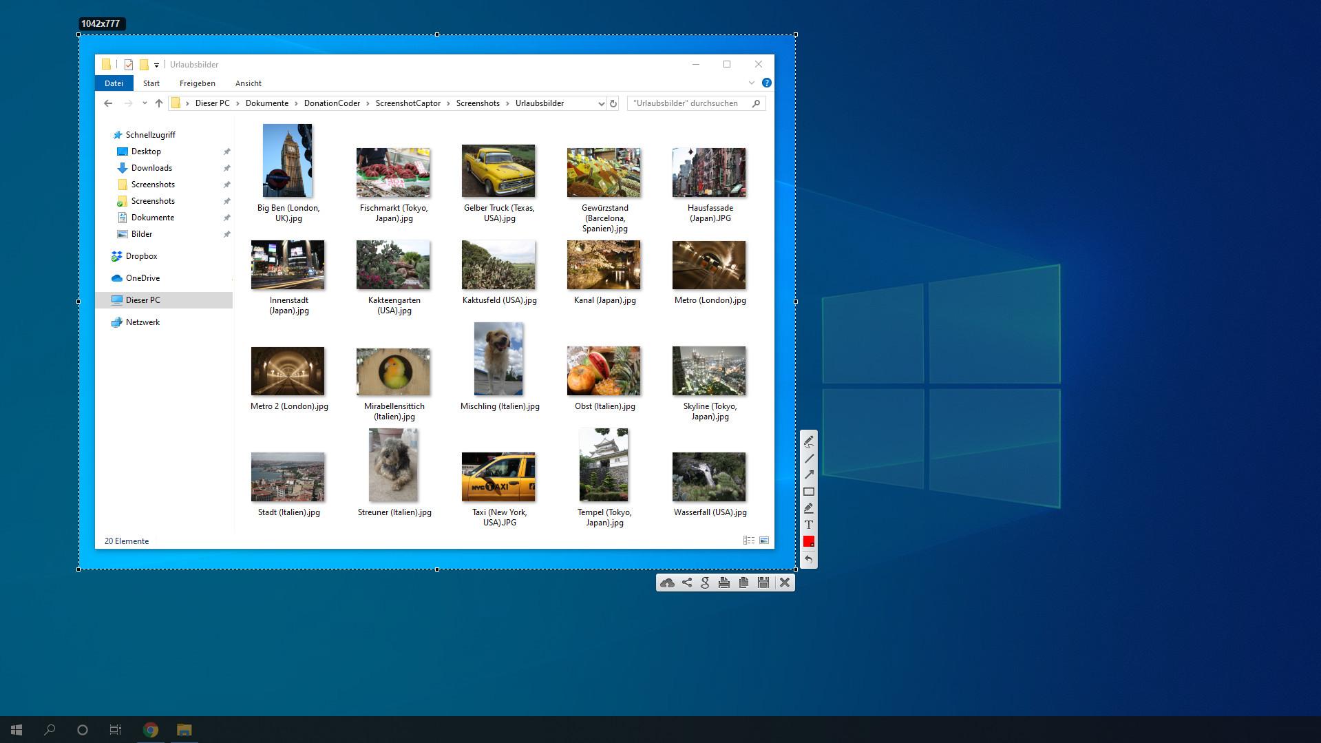 Screenshot 1 - LightShot