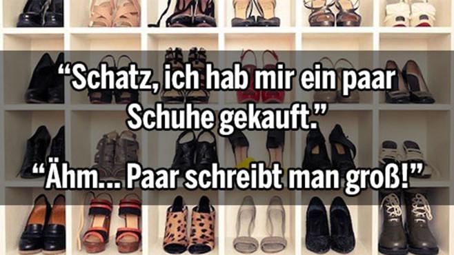Grammatikalisch inkorrekt ©echtlustig.com