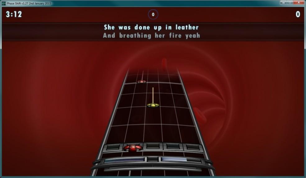 Screenshot 1 - Phase Shift